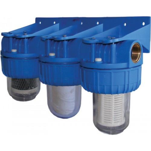 """Water systems Triplex 5 """"x 3/4"""""""